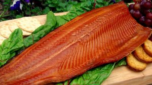 Natural Smoked Tasmanian Trout